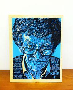 Tim Doyle, 'Got to be Kind' Vonnegut