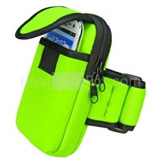 tylish Protective Armlet Case with Wallet for Cellphone