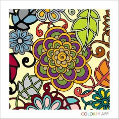 COLORFY APP IS MY NEW OBSESSION