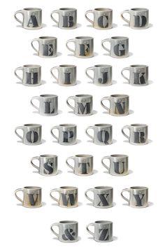 Alphabet Mugs Image