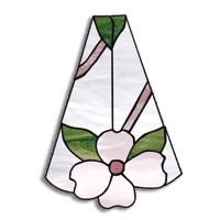 Check out the deal on Free Pattern, Dogwood Lamp at Glass Crafters Stained Glass Stained Glass Lamp Shades, Stained Glass Light, Stained Glass Projects, Stained Glass Windows, Stained Glass Patterns Free, Stained Glass Designs, Mosaic Glass, Fused Glass, Glass Art
