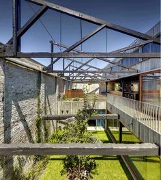 Lilyfield warehouse conversion to residence