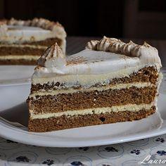 Prajitura turnata cu mere | Retete culinare cu Laura Sava - Cele mai bune retete pentru intreaga familie Sweets Recipes, Desserts, Something Sweet, Cakes And More, Bread Baking, Cake Cookies, Vanilla Cake, Tiramisu, Cake Decorating