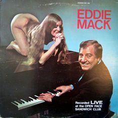 Eddie Mack....performing near you soon.
