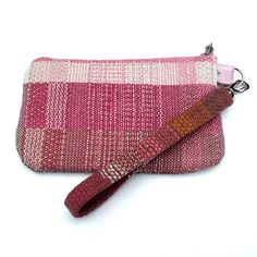 Summer Essentials Wristlet Clutch Purse by WhimbrelWovenDesigns