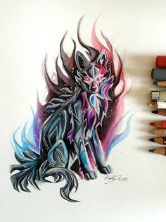 21- Metal Fox by Lucky978.deviantart.com on @DeviantArt