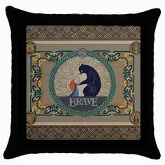 merida / brave / pillow / cushion / archery / disney princess / disney / scotland  / scottish by TheBraveLittleTailor on Etsy https://www.etsy.com/listing/223187388/merida-brave-pillow-cushion-archery