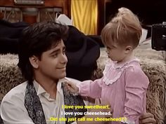 Full House - Jesse : did she just call me Cheese Head ? Jesse From Full House, Full House Michelle, Full House Tv Show, Full House Memes, Full House Funny, Ice Queen Adventure Time, Michelle Tanner, Really Good Movies, John Stamos