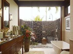 Was Sie berücksichtigen müssen, wenn Sie Fliesen für das Badezimmer wählen  - http://wohnideenn.de/badezimmer/08/fliesen-fur-das-badezimmer.html  #Badezimmer