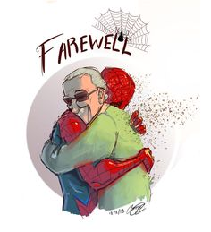 Comic Book Legend Stan Lee is no more with us. Stan Lee was one of the most famous comic book writes and publisher. Lee is the king of cameo, his cameo is the next big thing after the Marvel Comics, Marvel Avengers, Marvel Fanart, Bd Comics, Marvel Comic Books, Marvel Memes, Marvel Cartoons, Marvel Girls, Character Drawing