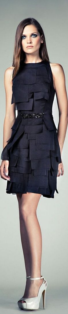 Tony Ward S/S 2014 RTW by 2013 new dress collection TNT