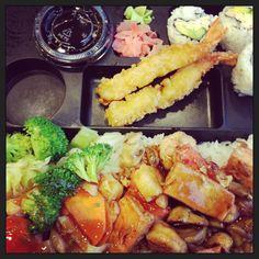 Japanese food .. Yum yum
