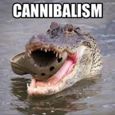 Crocs ;)