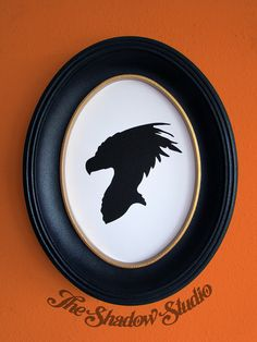 This silhouette. | 33 Harry Potter Gifts Only A True Fan Will Appreciate