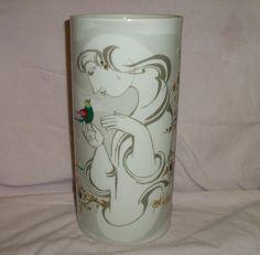 Rosenthal Studio Line Bjørn Wiinblad Porcelain 9  Vase