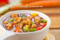 Filipino Style Pork Menudo Recipe | wokwithray.net- Filipino & Asian Home Style Cooking