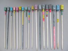 Nikki Gabriel knitting needles