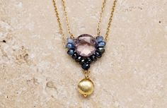Build an architectural necklace - Jewelry Store
