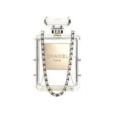 - ChanelLimited Edition Perfume Bottle Clutch, $22,500.