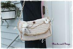Epla er et nettsted for kjøp og salg av håndlagde og andre unike ting! Straw Bag, Shoulder Bag, Bags, Fashion, Handbags, Moda, La Mode, Dime Bags, Fasion