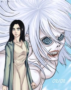 Attack on Titan Attack On Titan English, Attack On Titan Anime, Manga Girl, Otaku, Humanoid Creatures, Female Character Design, Character Art, Anime Oc, Ereri