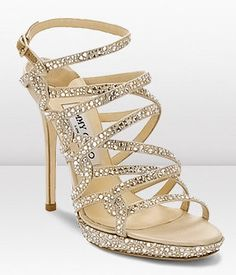 Image detail for -sale cheap jimmy choo shoes and bags, jimmy choo wedding shoes (boots . Best Bridal Shoes, Bridal Sandals, Wedding Shoes, Bride Shoes, Wedding Dresses, Pretty Shoes, Beautiful Shoes, Peep Toe, Jeweled Shoes
