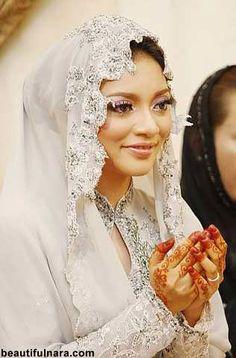 malaysian hijab blog: Malaysian celebrity wedding...