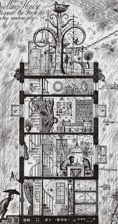 bensozia: Alexander Brodsky and Ilya Utkin: Paper Architecture