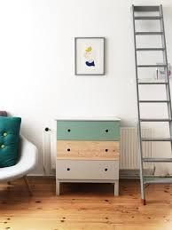 Ikea Tarva Hack: Baby changing table · (don't need that, but the colors are…