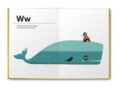 Quirky illustrated alphabet book offers an alternative ABC | Illustration | Creative Bloq