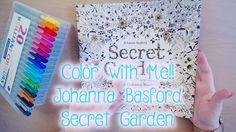 Color with Me | Johanna Basford | Secret Garden