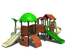 Amusement Ride Kids Slide For Indoor And Outdoor Use