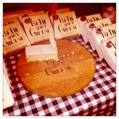 Bath Soft Cheese @Tobacco_Factory market