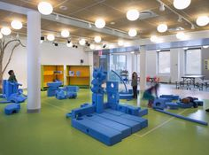 Rockwell Group : Projects : Cohen Children's Medical Center