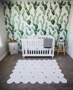 Baby Nursery Bedding And Curtains. Baby Curtains For Nursery Patterns - Sewing Patterns For Baby. Coral And Teal Floral Nursery Decor Carousel Designs. Home and furniture ideas is here Baby Bedroom, Nursery Room, Girl Nursery, Kids Bedroom, Bedroom Ideas, Nursery Bedding, Boy Room, Baby Crib Sheets, Baby Bedding Sets