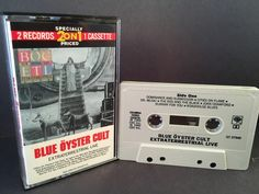 If you are not fully satisfied with the quality of the tape you may return it within 30 days for a full refund. Blue Oyster Cult, Oysters, Blues, Rock, Live, Music, Musica, Musik, Skirt