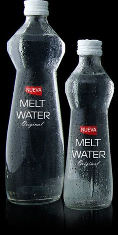 Water Bottle Label Design must have a value proposition which will make the bottle worth buying. Water Packaging, Juice Packaging, Water Branding, Beverage Packaging, Bottle Packaging, Bottle Mockup, Water Bottle Design, Water Bottle Labels, Pet Bottle