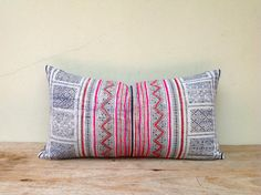 Vintage Cotton Tribal Hand Print Patch Work by orientaltribe11, $40.00