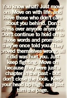 just keep walking, let go of broken promises & those who hurt u, keep fighting, head held high, just smile & wave . Cute Quotes, Great Quotes, Quotes To Live By, Funny Quotes, Inspirational Quotes, Daily Quotes, Motivational Thoughts, Meaningful Quotes, The Words