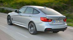 BMW 3-series Gran Turismo (2013) CAR review