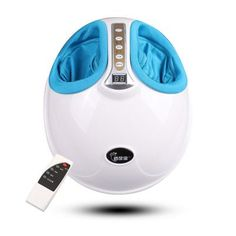 Top selling Electric Foot Massager Machine With Heating - Free Shipping