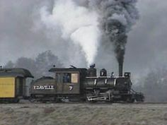 More steam trains! Visit our website to order the Lots & Lots of Trains DVDs!