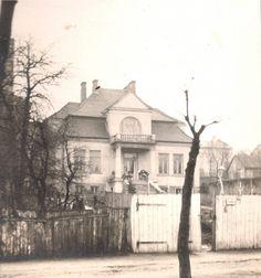 ul. Ogrodowa 11(15a) źródło; Śmigły Ul, My Kind Of Town, Poland, Historia, Projects