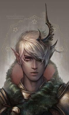 trihorn by `len-yan on deviantART