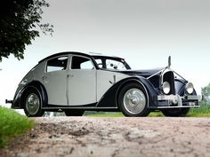 Voisin C25 Aérodyne Saloon '1934–35