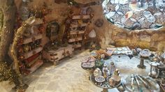 Faylinn crystal treehouse