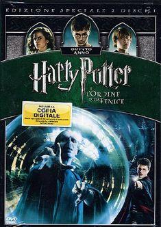 Harry Potter E LOrdine Della Fenice (SE) (DvdCopia Digitale) @ niftywarehouse.com
