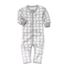 58fb7fef15f7 Giggle Better Basics Long Sleeve Coverall Trendy Baby Boy Clothes