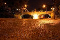 Warsaw by night   MANIA PODRÓŻOWANIA - PHOTO by Joanna Łukasiewicz