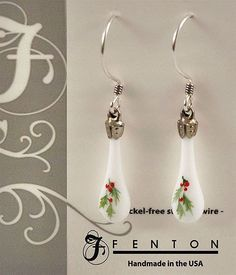 Fenton glass artistry